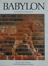 Babylon,kunstschatten uit Mesopotanie.