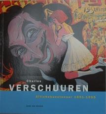 Charles Verschuuren,Afficekunstenaar