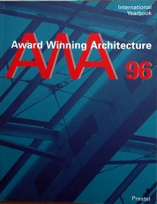A W A International Yearbook 1996 award-winning buildings