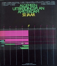 Algemeen uitbreidingsplan Amsterdam 50 jaar.