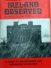 Ireland observed,handbook to buildings and antiquities.