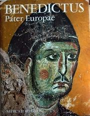 Benedictus,Pater Europae.