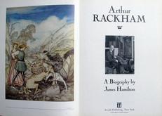 Arthur Rackham,a biography .