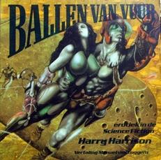 Ballen van vuur,erotiek in de Sience Fiction.