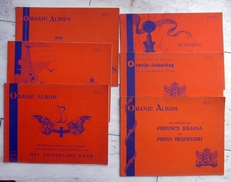 6 Oranje Albums.