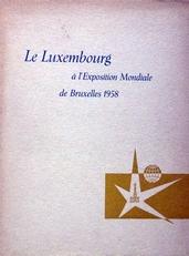 Le Pavillon du grand-Duche de Luxembourg.1958.