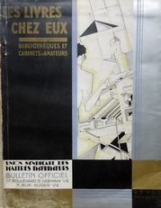 Bulletin Officiel les livres chez eux ,Noel 1930.