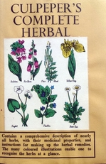 Culpeper's complete herbal.
