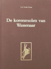 De korenmolen van Wassenaar.