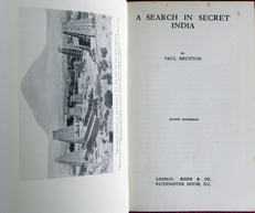 A search in secret India.