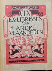 CLX Ex-Librissen van André Vlaanderen.