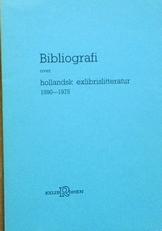 Klaus.Bibliografi over hollandsk exlibrisliteratur 1890 - 1