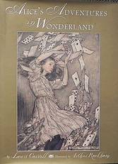 Alice's Adventures in Wonderland.