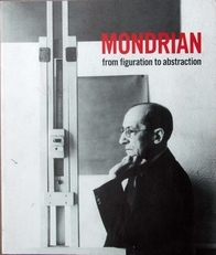 Mondrian from figuration to abstraction
