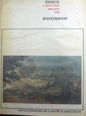 Poussin,Tout l'oeuvre peint de Poussin.