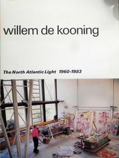 Willem de Kooning. The North Atlantic lig