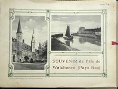 Souvenir de l'île de Walcheren Pays-Bas