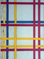 Mondrian Drawings Watercolours N.Y. Paintings