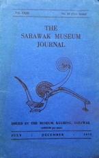 The Sarawak Museum Journal (Vol. XXIII Nos. 44, New Serie