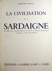 La Civilisation de la Sardaigne
