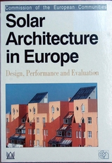 Solar Architecture in Europe,design,performance,evaluation
