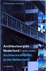 Architectuurgids Nederland 1900-2000
