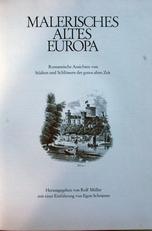 Malerisches Altes Europa,Ansichten von Stadten u.Schlossern