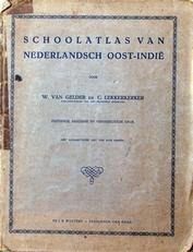 Schoolatlas van Nederlandsch Oost-Indie