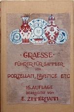 Graesse,fuhrer fur sammler,Porzellan,Fayence etc.