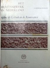Het houtsnijwerk in Nederland