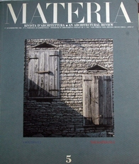 Materia,An Architectual review.
