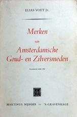 Merken van A,msterdamsche Goud- en Zilversmeden