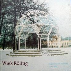 Wiek Roling,stadsarchitect Haarlem 1970-1988