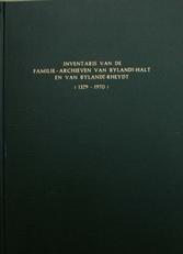 Inventaris van archieven van BylandtHalt en Bylandt-Rheydt