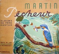 Martin Pecheur,albums du pere Castor