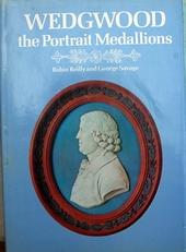 Wedgwood ,the portait Medallions.