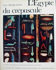 L'Egypte du crepuscule ,serie