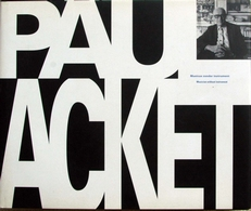 Paul Acket ,musicus zonder instrument.