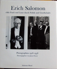 Erich Salomon Photographien 1928-1938