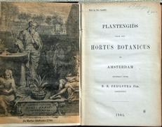 Plantengids voor den Hortus Botanicus Amsterdam