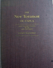 The New Testament Octapla