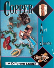 Copper Art Jewelry,a different lustre.