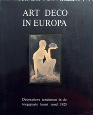 Art Deco in Europa,Decoratieve tendensen in toegepaste kunst