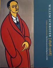 Willem Schrofer 1898-1968,schilder nonconformist