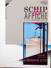 Schip & Affiche,100 jaar rederijreclame.