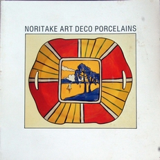 Noritake Art Deco Porcelains