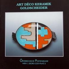 Art Deco Keramik Goldscheider