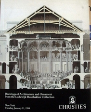 Drawings of Architecture and Ornament,Lodewijk Houthakker.