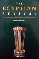 The Egyptian Revival,inspiration for design motifs