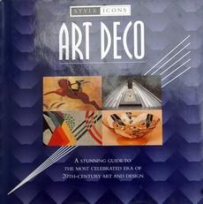 Art Deco Style Icons